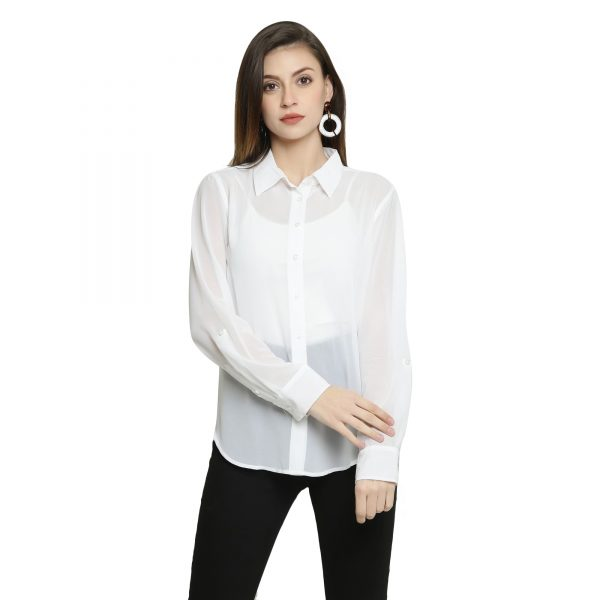 White Shirt For Women